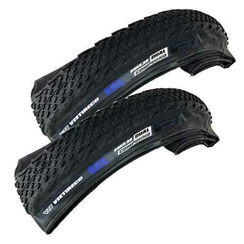 Vee Tire Rail 29x2.25 Bike Tire Folding Bead Dual Control Compound Tubeless Rdy